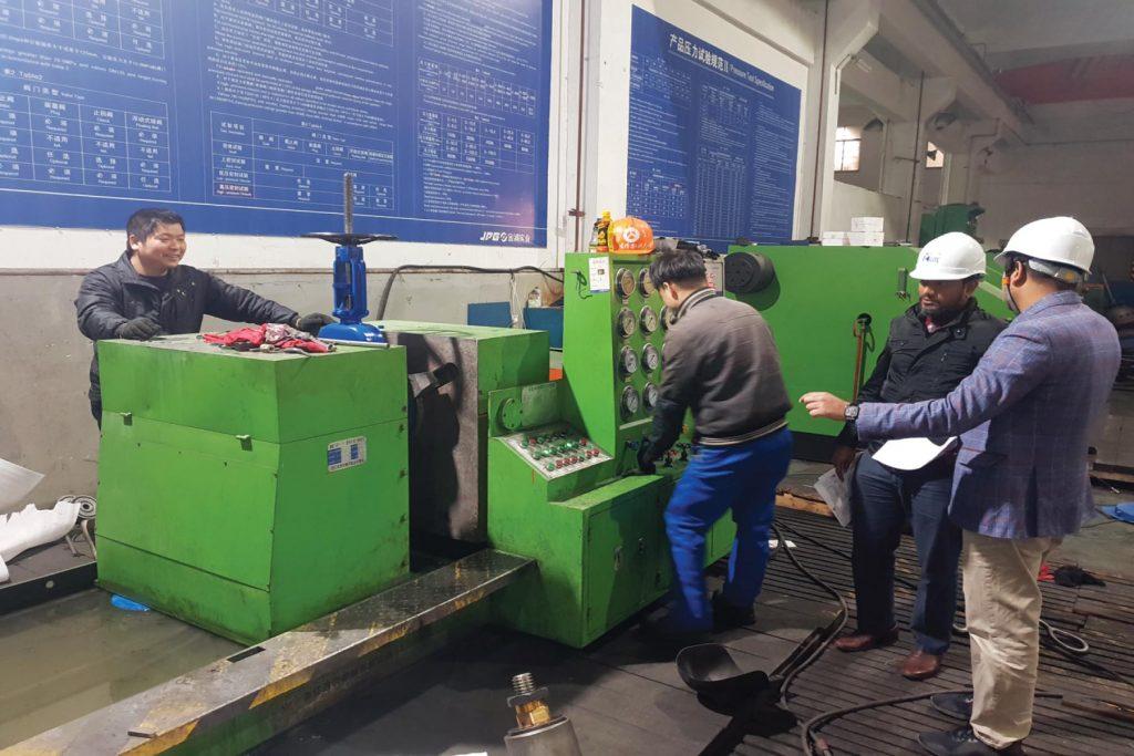 Factory Visite