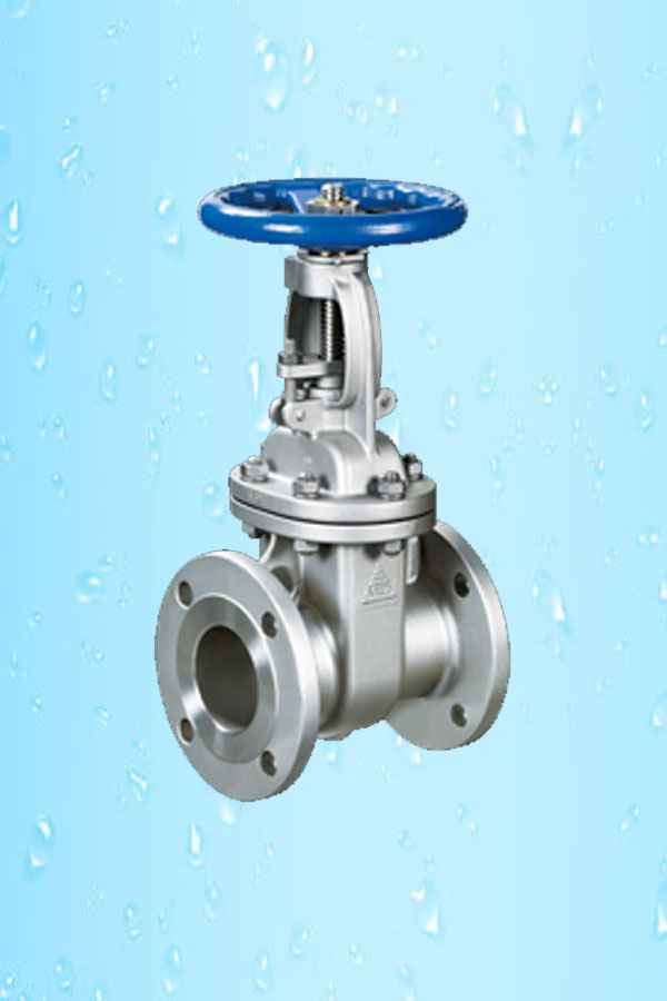 Gate Valve Flanged F