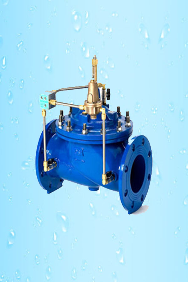 Direct Operated PRV Flanged F
