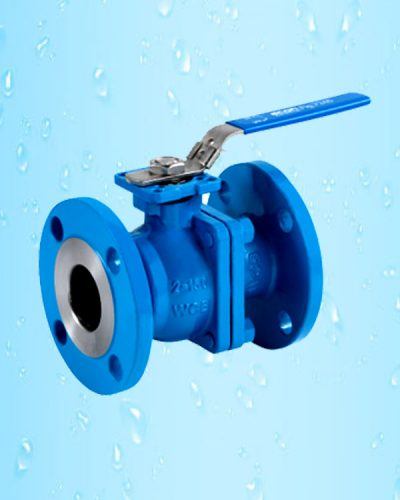 Ball Valve Flanged F