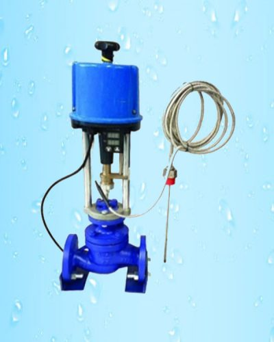Flanged Type Temp Control Valve F