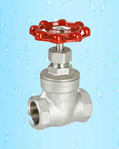 Gate Valve Threaded F