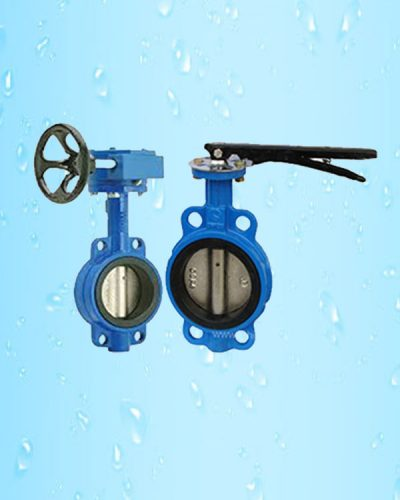 Wafer Butterfly Valve F