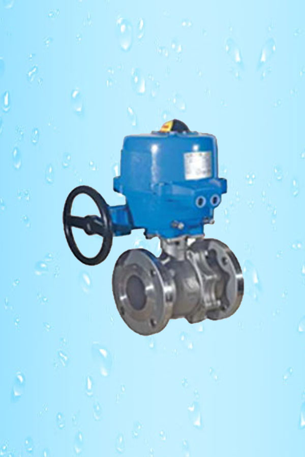 Motorized Actuated F